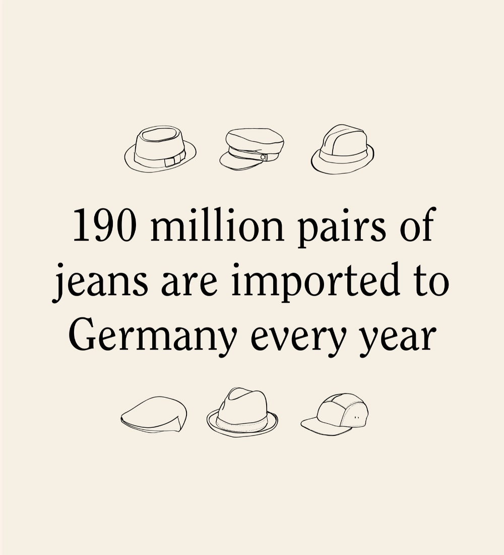 Jeans in Germany